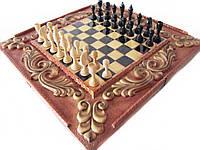 Шахматы ручной работы на подарок, фото 1