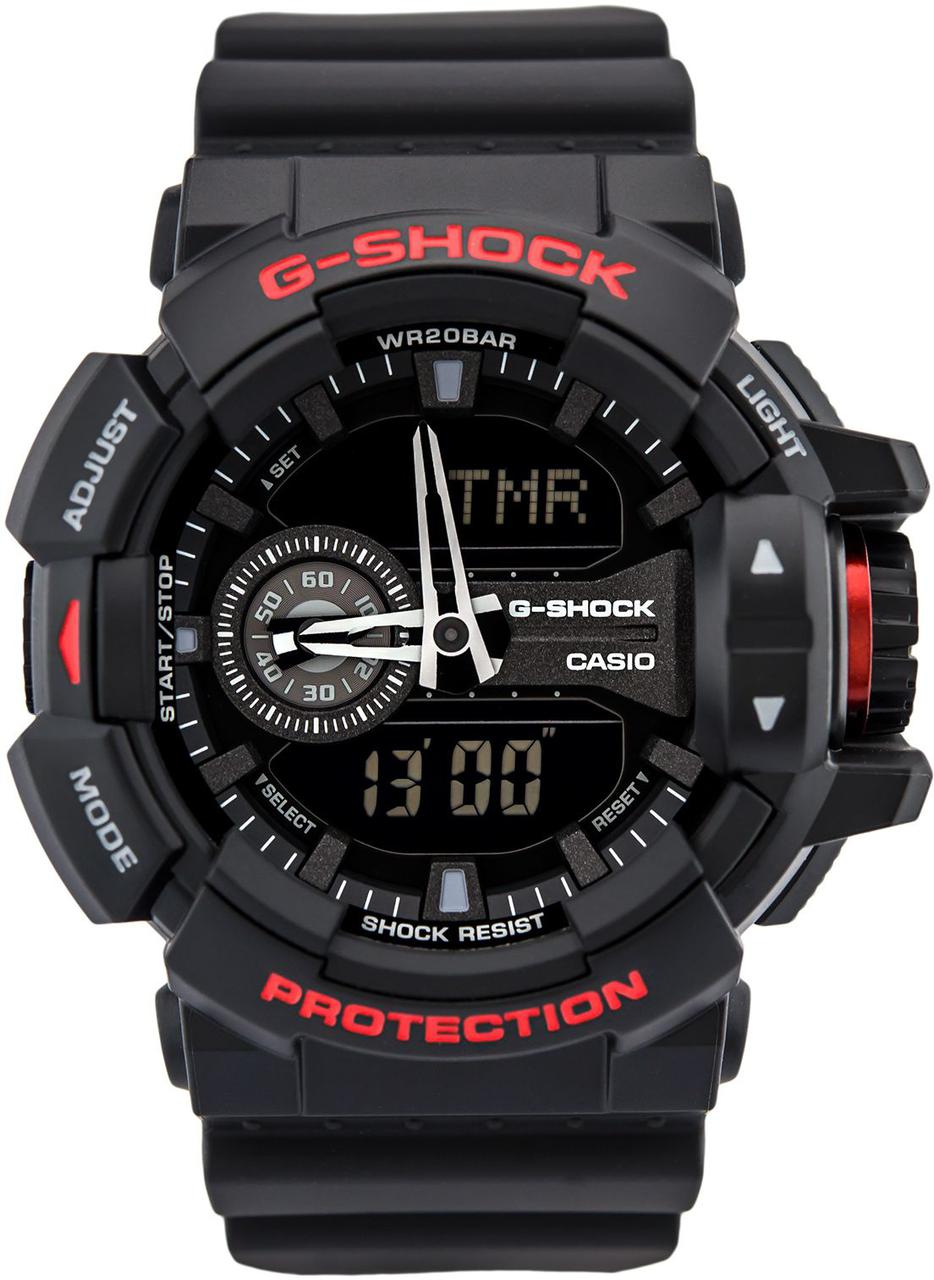Часы Casio G-Shock GA-400HR-1A