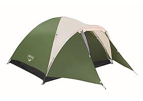 Четырехместная палатка Bestway  /Туристическая двухслойная палатка 68041
