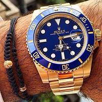 Чоловічі механічні наручні годинники Rolex Submariner