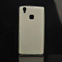 Силиконовый чехол бампер Doogee X5 MAX/X5 Max Pro Белый