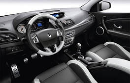Салон Dacia Logan