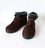 "Замшевый ботинок ""TS Shoes"""