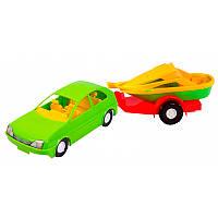 """Авто-купе - прицепом 39002 """"Тигрес"""""""