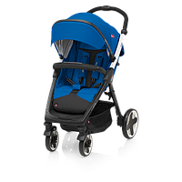 Прогулочная коляска Espiro Sonic (синяя)