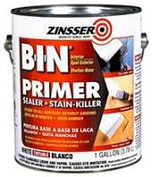 Zinsser Грунт универсальный на основе шеллака BIN Advanced 0.946ml
