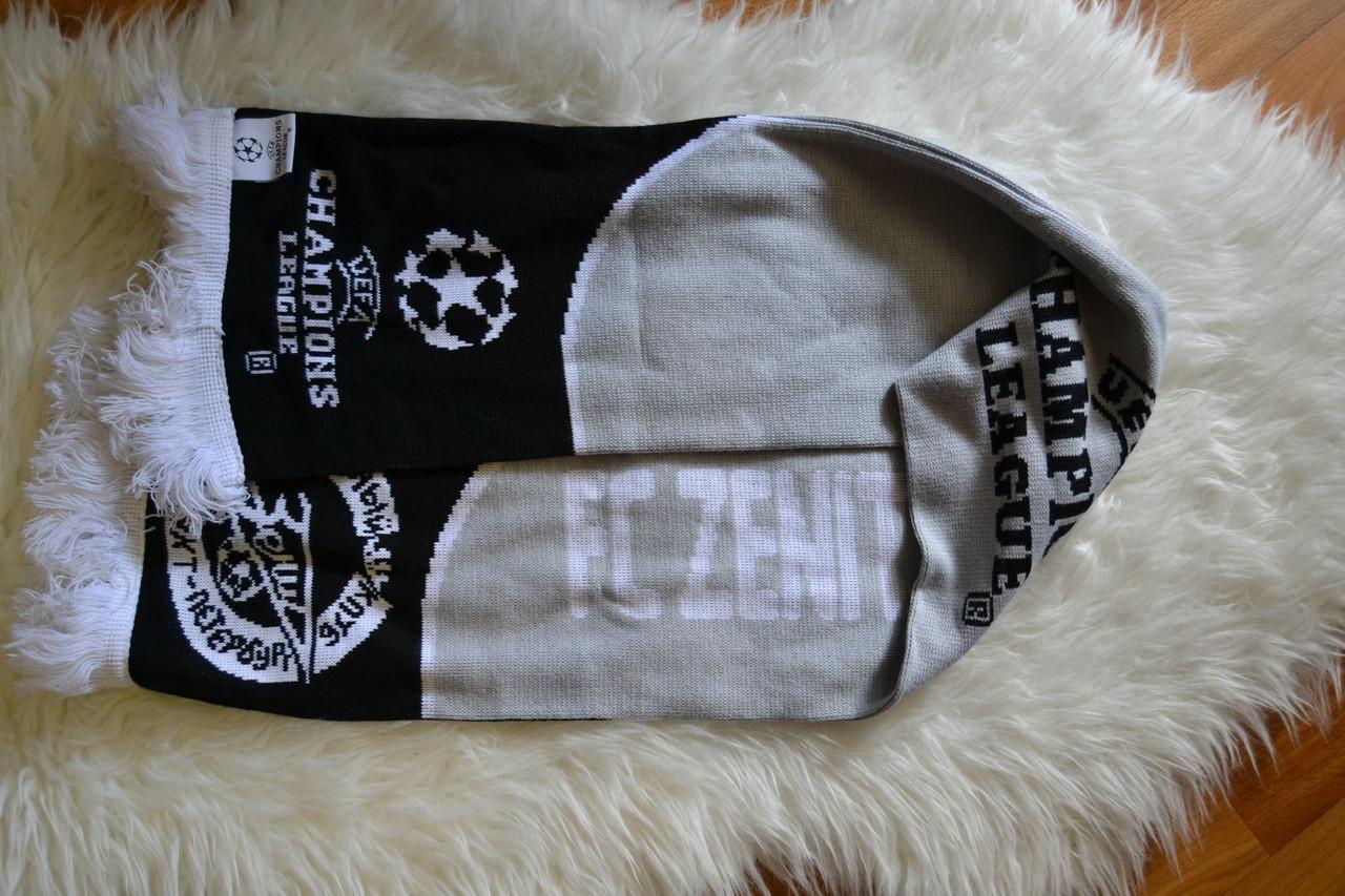 Футбольный шарф Зенит (Санкт-Петербург) made in UK