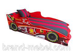 Детская кровать машина Формула 1 (F1)
