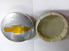 Комплект колпачков в колесные диски CHEVROLET 63 /60 мм