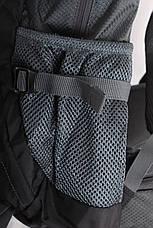 Легкий туристический рюкзак на 45л с каркасом Leadhake Memory, фото 3