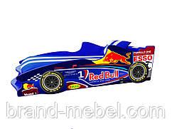 Детская кровать машина Формула 1 (F2)