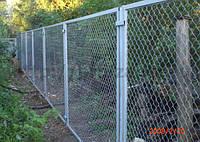 Як побудувати паркан із сітки рабиці (цікаві статті)