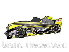 Детская кровать машина Формула 1 (F3)