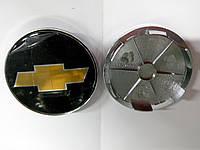 Комплект колпачков в колесные диски CHEVROLET 68 мм / 63 мм