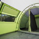 Пятиместная кемпинговая палатка Vango Ashton 500 Treetops, фото 3