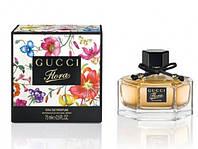 Духи, туалетная  вода Gucci Flora By Gucci 75ml  (Флора бай Гучи)реплика