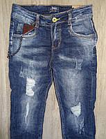 Джинсовые брюки для мальчиков  оптом,S&D ,8-16 лет., арт. DT-1001, фото 2