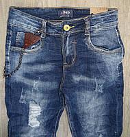 Джинсовые брюки для мальчиков  оптом,S&D ,8-16 лет., арт. DT-1001, фото 3