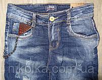 Джинсовые брюки для мальчиков  оптом,S&D ,8-16 лет., арт. DT-1001, фото 4
