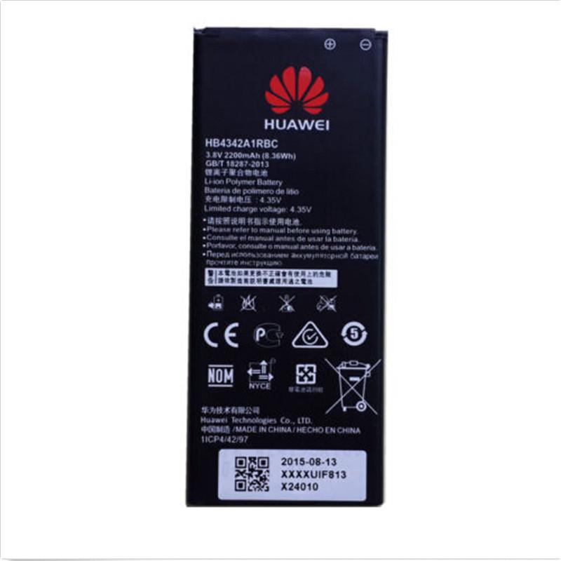 Аккумулятор Huawei HB4342A1RBC, 2200 mAh Оригинал