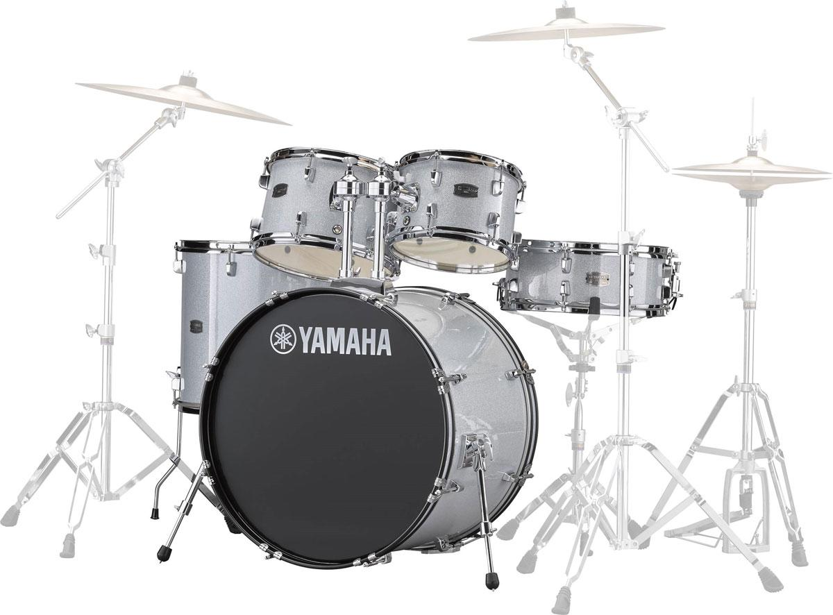 Барабанна установка YAMAHA RYDEEN (SILVER GLITTER)