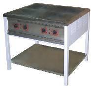 Плита профессиональная электрическая,10,5 кВт, 4-конфорочная, ПЕ-4 Ч Энергоэффективная АРМ-ЭКО