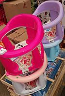 Детское сиденье для купания Baby Seat, на присосках в коробке. 30*32*26 см. Dunya Plastik - Турция, 11120