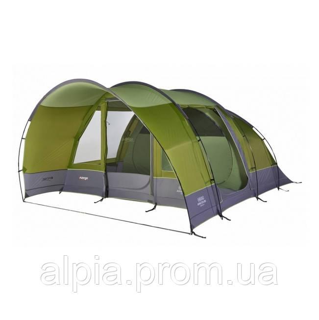 Пятиместная кемпинговая палатка Vango Avington 500 Herbal