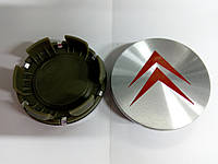 Комплект колпачков в колесные диски CITROEN 58,5 мм / 55 мм