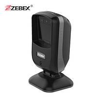 ✅ Zebex Z-7920 Стаціонарний сканер 2D/QR кодів