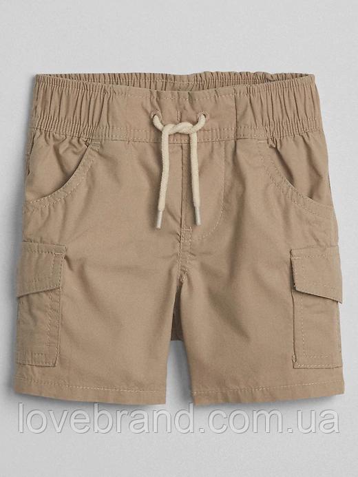 Стильные шортики GAP для мальчика 18-24 мес/81-86 см