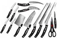 Набор кухонных ножей Mibacle Blade, фото 1