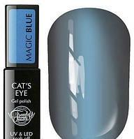 Гель-лак Trendy Nails MAGIC BLUE (кошачий глаз), 8 мл