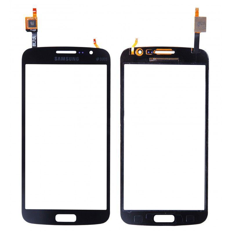 Тачскрин для Samsung G7102 Galaxy Grand 2 Dual Sim/G7105/G7106/G7108, черный Оригинал