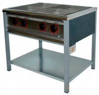 Плита профессиональная электрическая,10,5 кВт, 4-конфорочная, ПЕ-4 Энергоэффективная АРМ-ЭКО