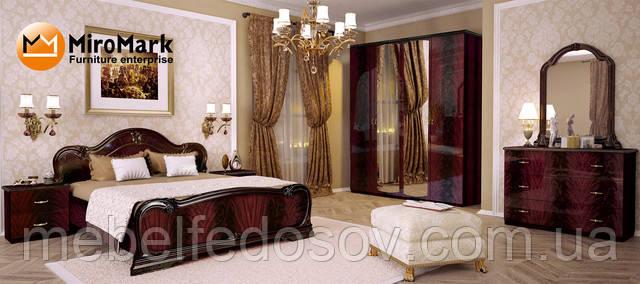 Модульная спальня Футура (Миро Марк/MiroMark)