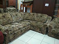 Диван угловой и кресло б/у, фото 1