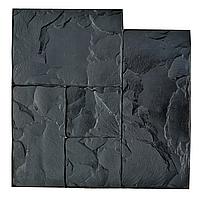 """Штамп полиуретановый """"Тёсаный камень №1"""" 580*580*15мм, фото 1"""