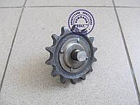 Звёздочка натяжная Z14 (под цепь 25,40) в сборе КТУ-10.