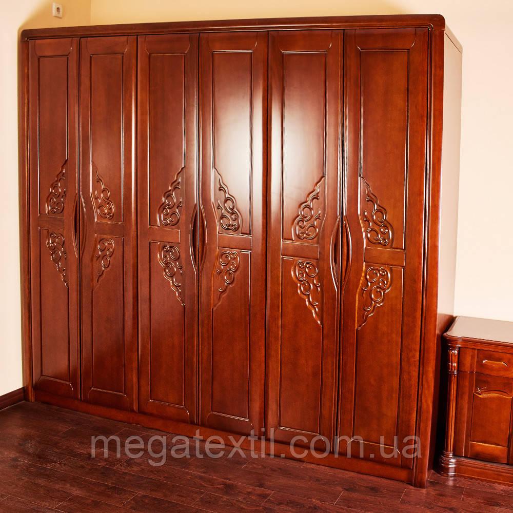 32e80271166d Шкаф для одежды из красного дерева Шкаф купе - Интернет магазин тканей  Мегатекстиль в Запорожье