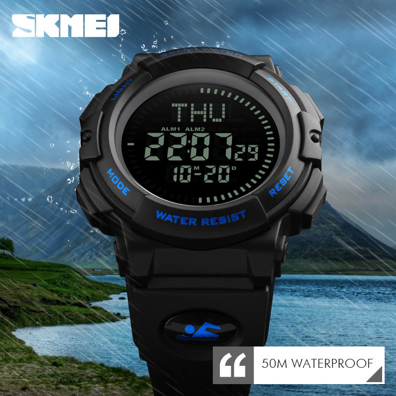 Часы Skmei 1259Спортивные/Compass