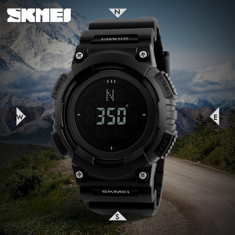 Часы компас Skmei 1259 Спортивные/Compass