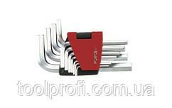 Набор ключей 6-гранных (HEX) Г-образных 11 пр. (1.5-12 мм)