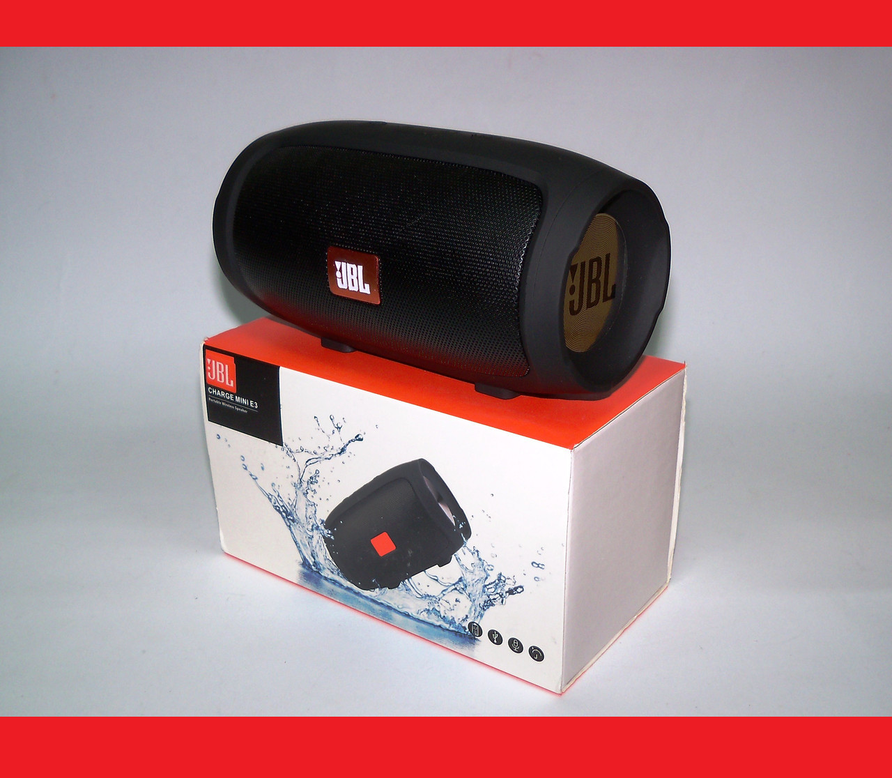 портативная колонка Bluetooth Jbl J008 Charge Mini Microsd Fm