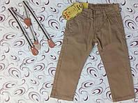 Котоновые штаны на мальчика S&D р. 86