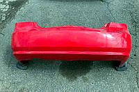 Бампер задний Chevrolet Aveo T200 Sedan