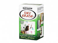 Rust-Oleum Dry Erase белая маркерная краска
