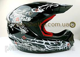 Шлем для мотоцикла Hel-Met 117 кроссовый