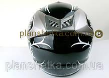 Шолом для мотоцикла Hel-Met 117 кросовий, фото 2