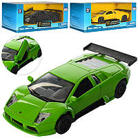 Машина металева Top Mark Lamborghini Murcielago R-GT TOP-313, в коробці